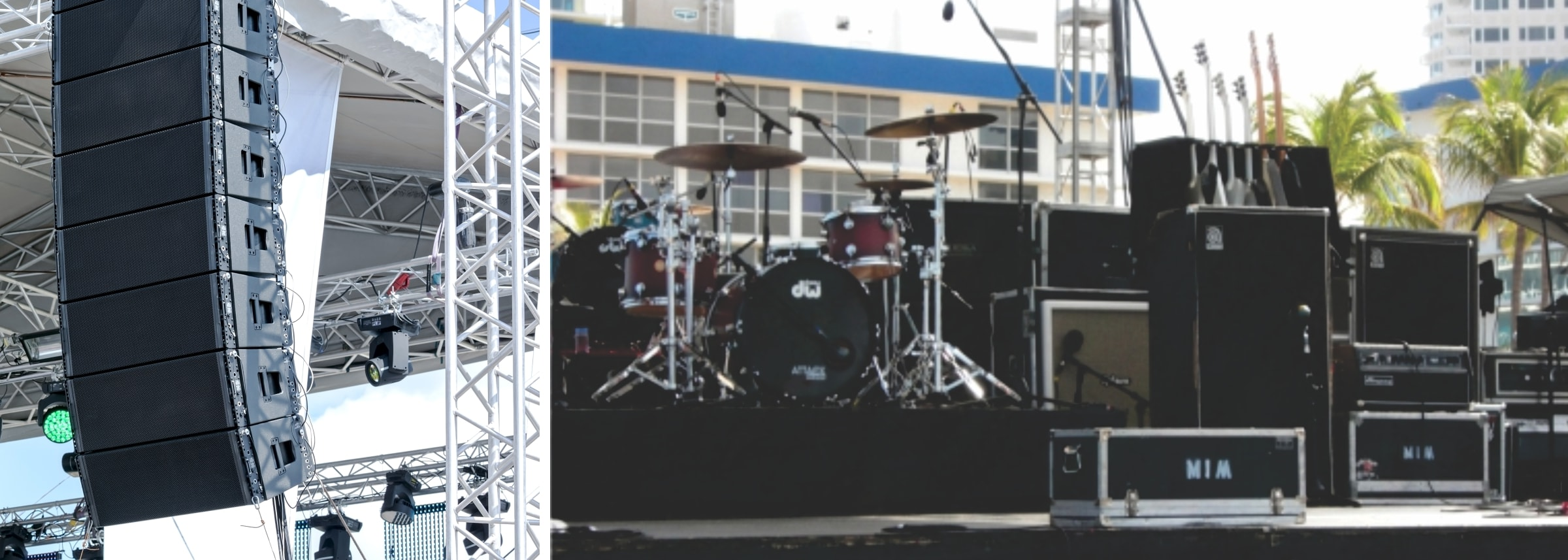 Event Production Sound Rental
