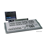 Lighting Rental ETC Lighting Console