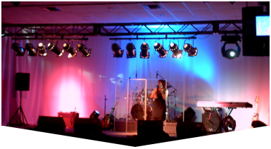 Indoor Stage Rental