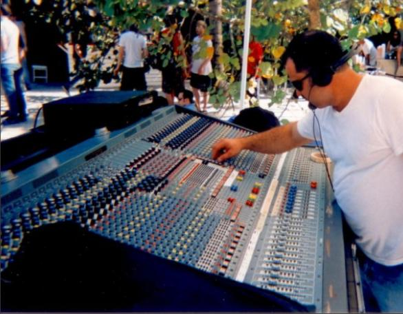Would You consider a DJ mixing board a Musical Instrument or