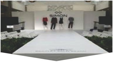 Runway Stage Rental
