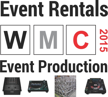 WMC Sound - Lighting - Staging Rentals